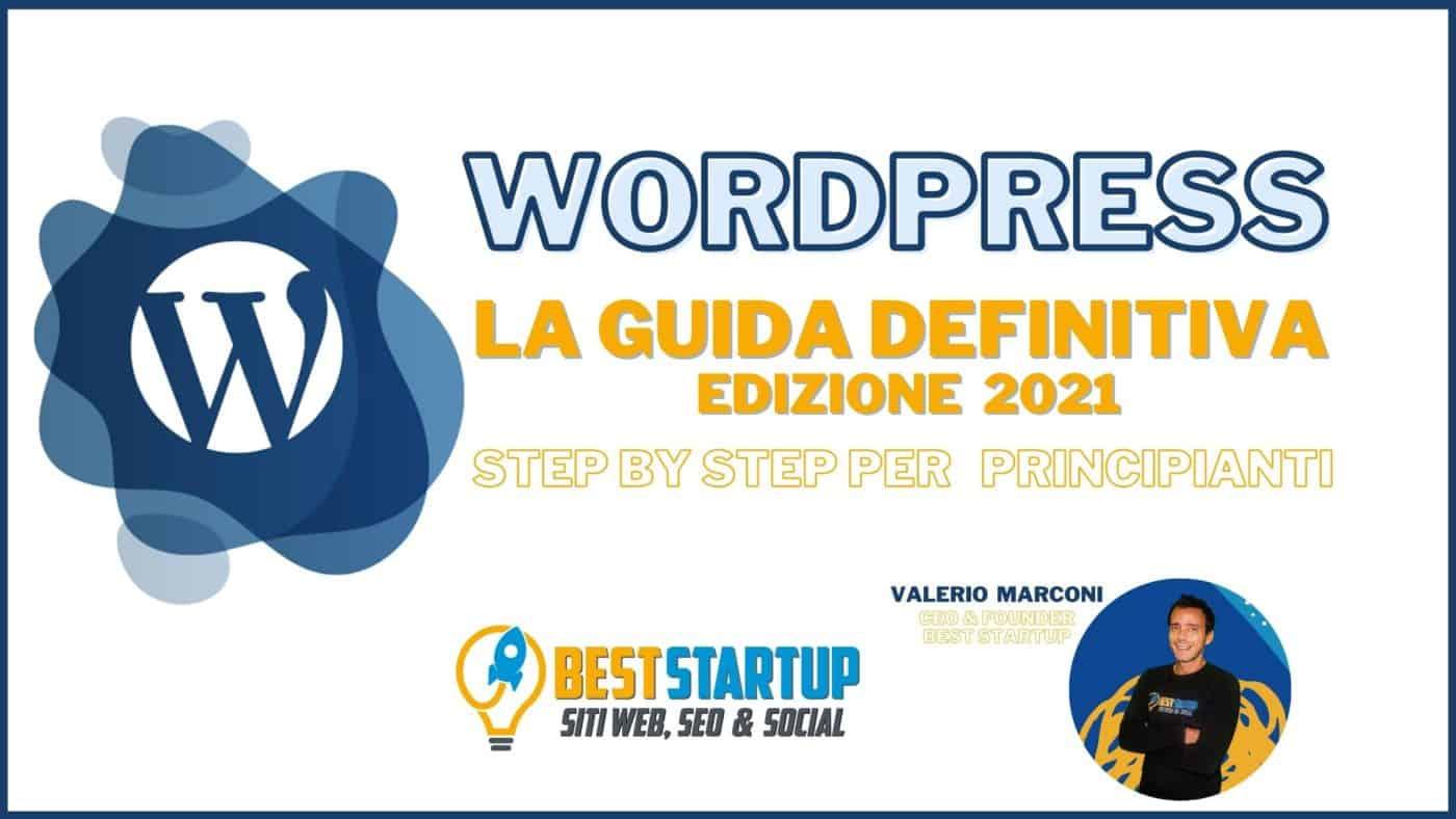 Wordpress guida 1